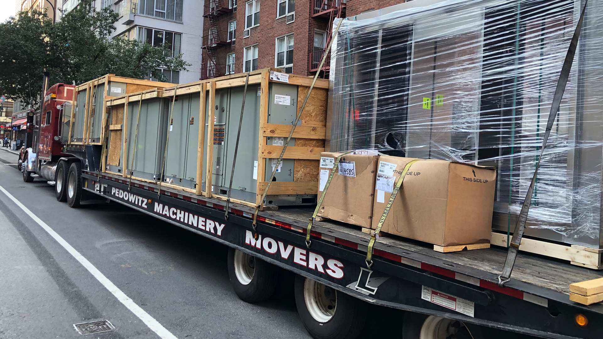 Pedowitz Machinery Movers Sliders 14th