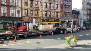Heavy Machinery Moving NYC HVAC Master Fire Prevention