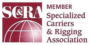 PEDOWITZ MACHINERY MOVERS MEMBER SPECIALIZED-CARRIERS-RIGGING-ASSOCIATION-LOGO