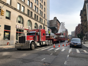 Pedowitz Machinery Movers Blog NYC Lafayette145