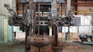 Pedowitz Machinery Movers Blog Houston TX Vertical Turning Lathe img_0587-1.jpg
