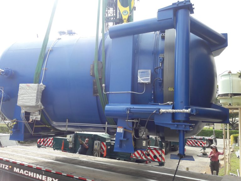 90,000 lbs Autoclave in Miami, FL