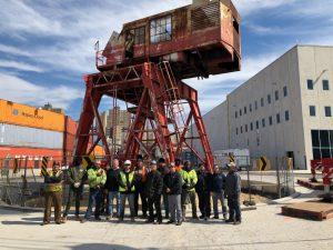 PMM Cranes Navy Yard Crew