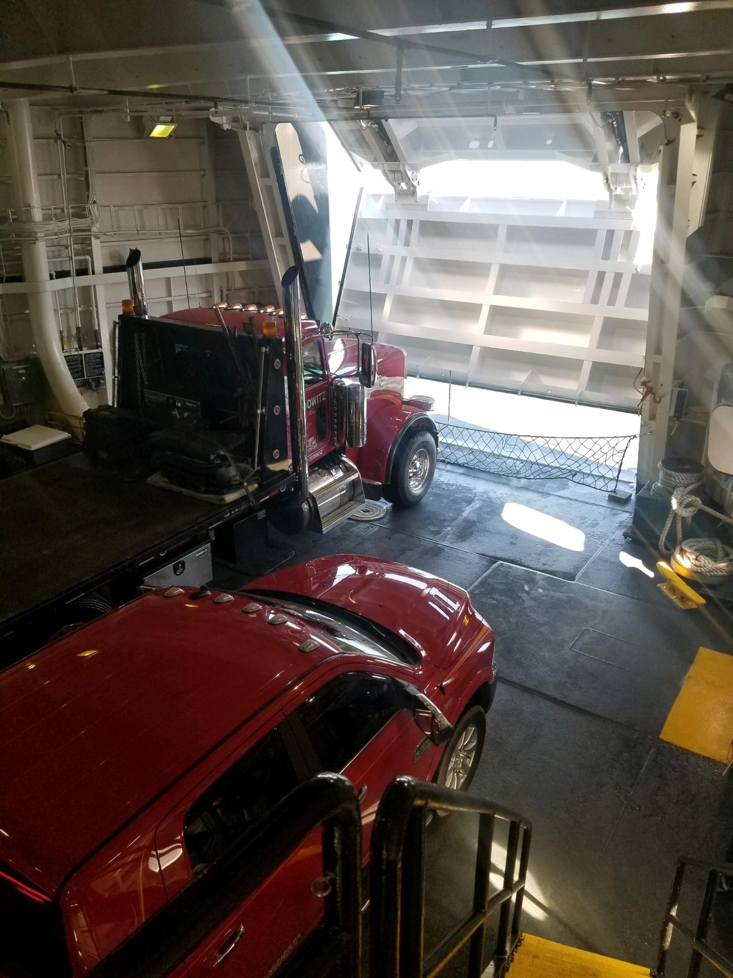 Machinery Movers Nantucket Island Massachusetts