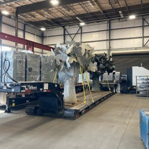 Fine art moving companies Pedowitz Trucking & Rigging 9