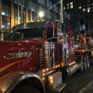 Pedowitz Machinery Movers Oversize Load Trucking NYC 2