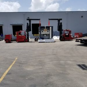 Pedowitz Machinery Movers Trucking Rigging Miami Fl i