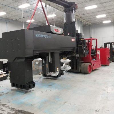 Pedowitz Machinery Movers Trucking Rigging Miami Fl k