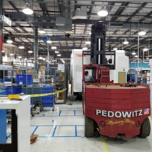 Pedowitz Machinery Movers Trucking Rigging Miami Fl o