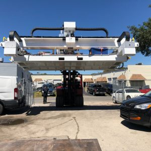 Pedowitz Machinery Movers Trucking Rigging Miami Fl t