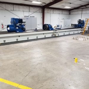 Pedowitz West Trucking and Rigging Dismantle Machinery Storage Transfer